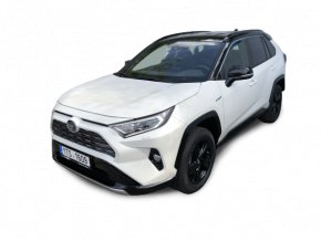 Toyota Rav4 AWD 2.5 163kW Hybrid Selection