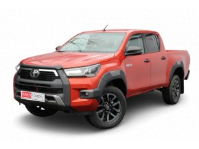Toyota Hilux - Pick Up Double Cab - 2.8L Diesel - 6 AT QG Invincible na 6 měsíců