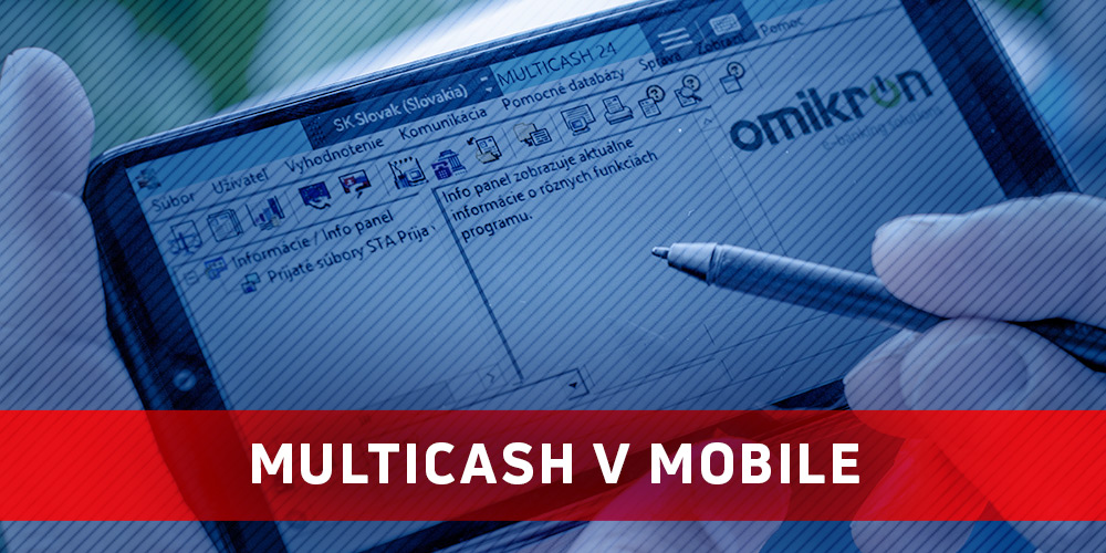 Multicash v mobile