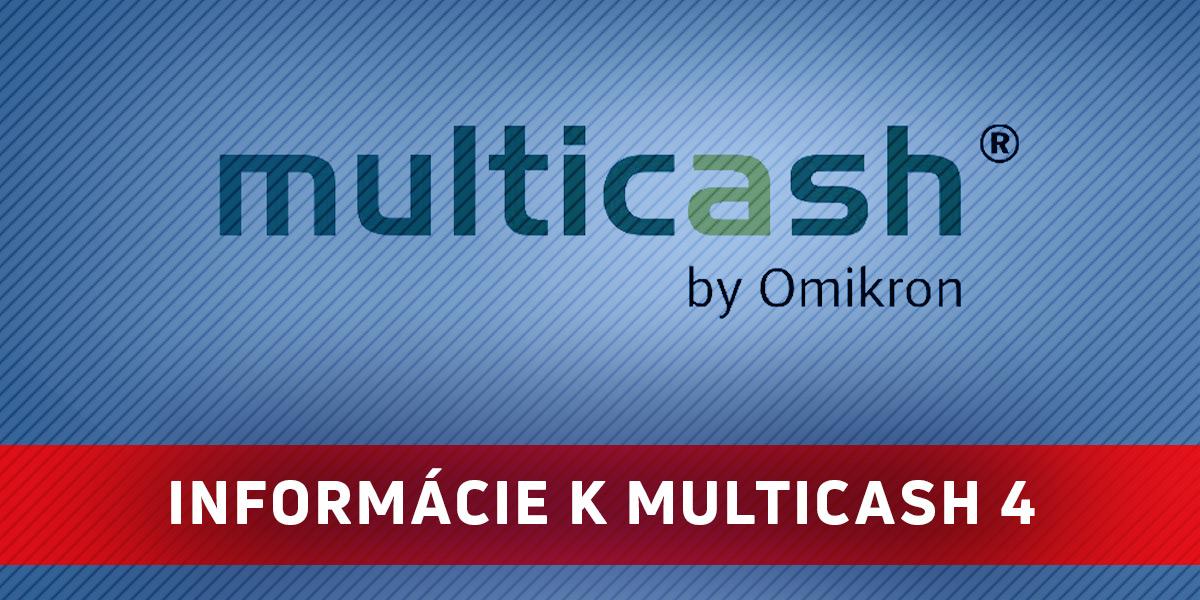 Multicash Informácie