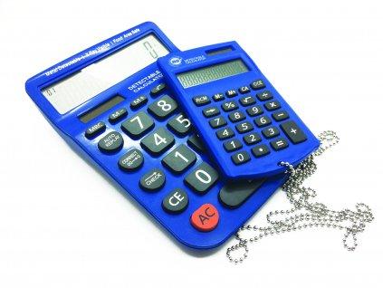 Detekovatelná kalkulačka