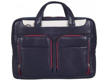Slevy pánské kožené tašky přes rameno