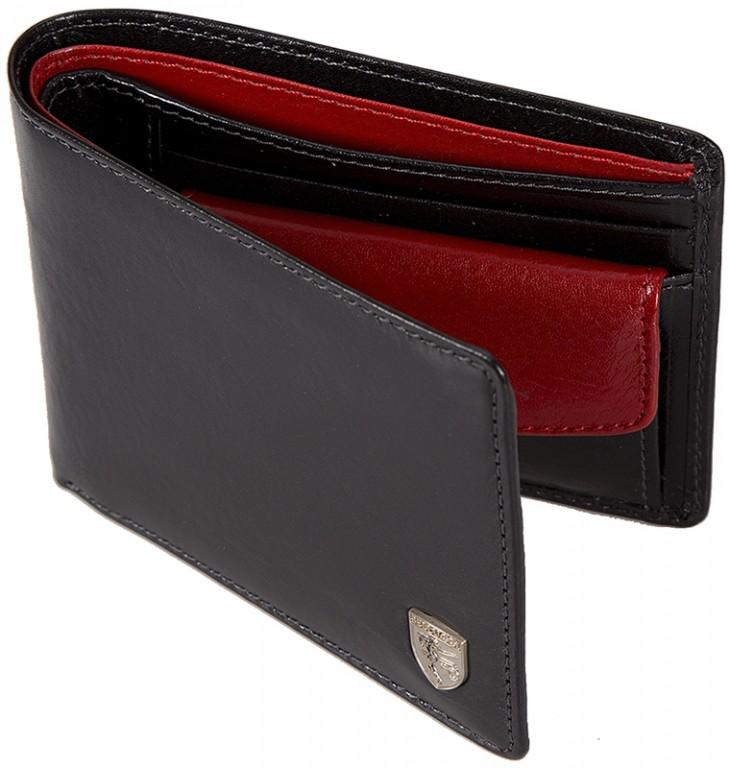 Pánské kožené peněženky a dokladovky