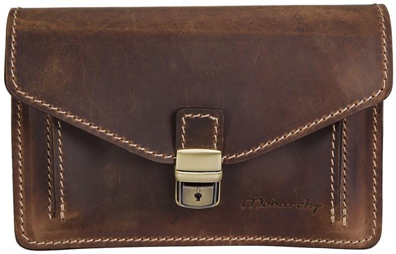 Pánské kožené kabelky - etue