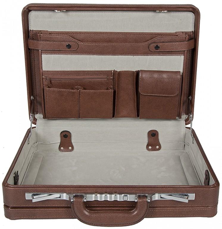 Pánské atašé kufříky z umělé kůže