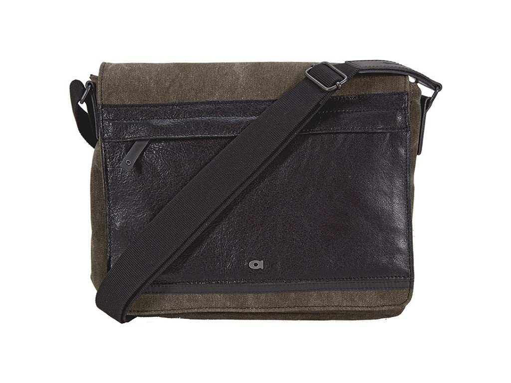 """hnědá taška na 11,6"""" notebook CLOU 5, DAAG"""