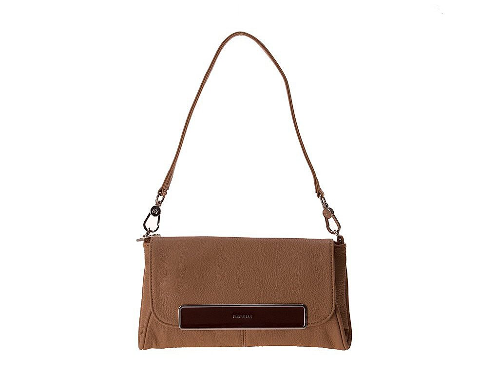 béžová kabelka - psaníčko BROOKLYN FH 7050, Fiorelli