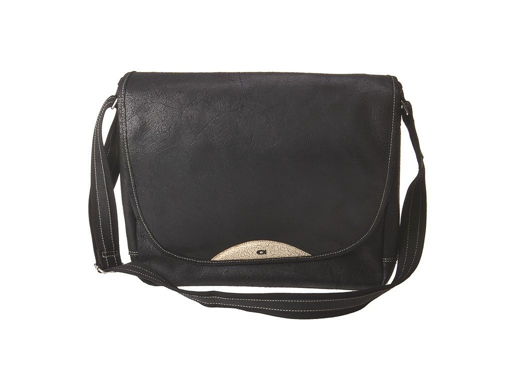 Pánská kožená taška přes rameno DAAG