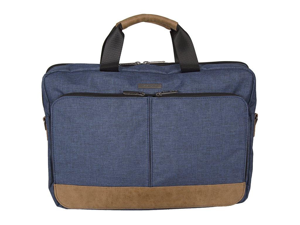 modrá taška přes rameno 258302, DAVIDTS