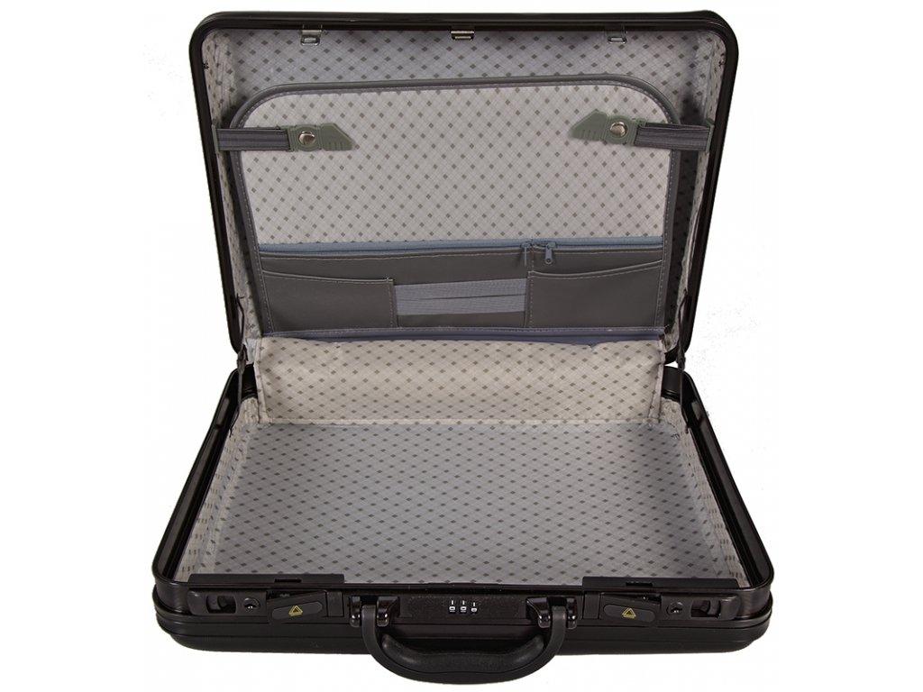 černý ataše kufřík 268452, DAVIDT'S