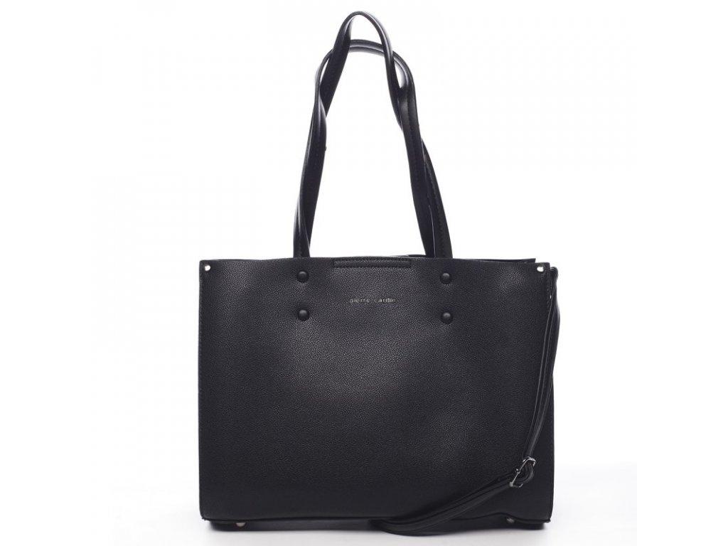 Dámská kabelka PIERRE CARDIN, Rémi - černá