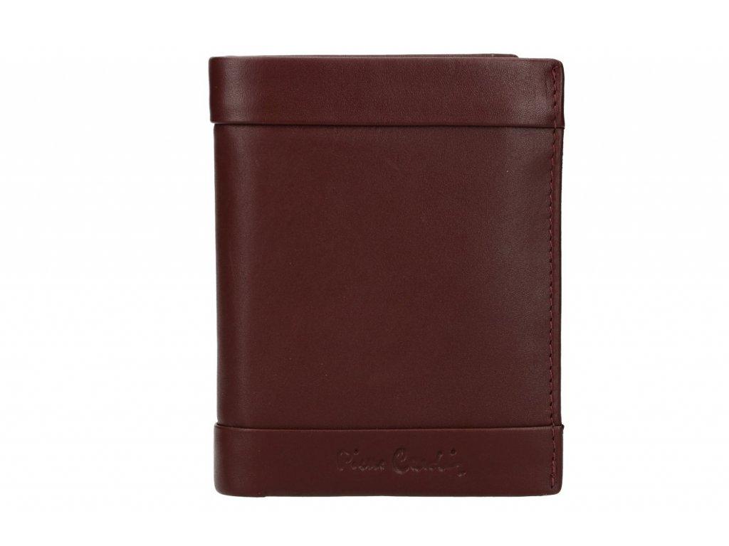 portafogli maschile pelle portacarte monete documenti cardin tilak25 8826