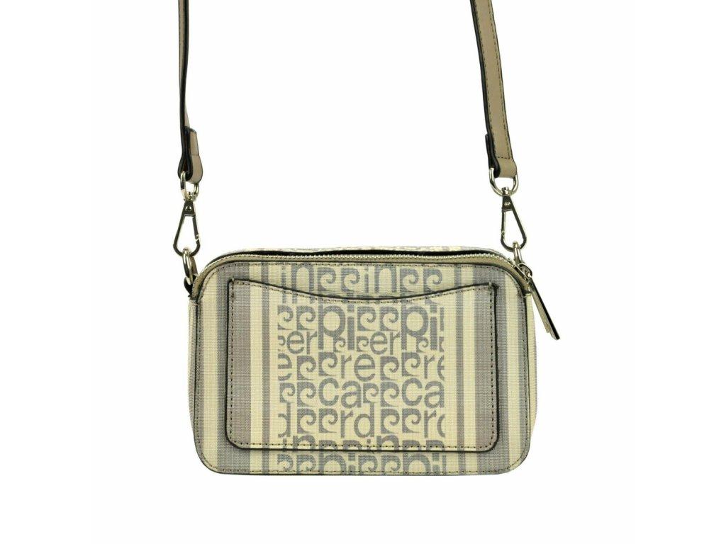 Dámská crossbody kabelka PIERRE CARDIN Beti - světlá/béžová