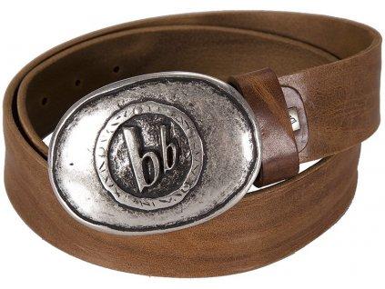 Luxusní kožený pásek BRUNO BANANI