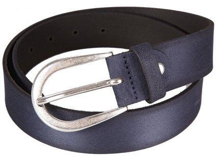 modrý velurový pásek 351363, BERND GÖTZ