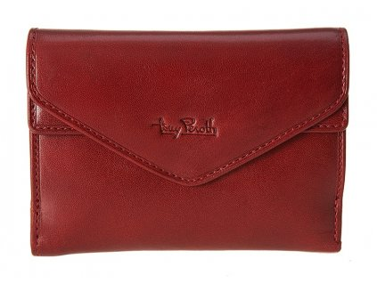 dámská červená kožená peněženka TG/DP/1679, Tony Perotti
