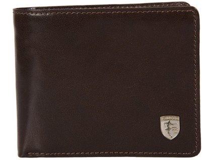 Pánská kožená peněženka FRANCO BELLUCCI Ethan - černá
