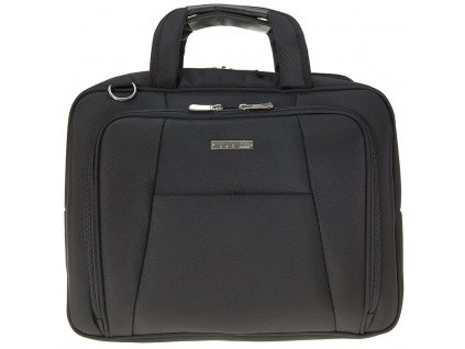 """Černá taška na 15 """" notebook  d&n lederwaren 311601"""