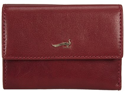 Červená kožená peněženka B33PO23, MARTA PONTI