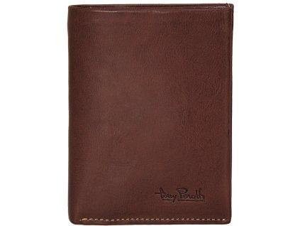 Pánská kožená peněženka TONY PEROTTI Lorenzo - hnědá