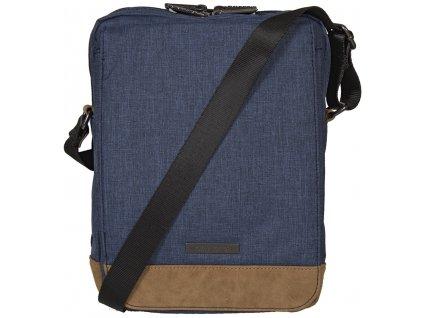 Modrá taška přes rameno 258020, DAVIDTS