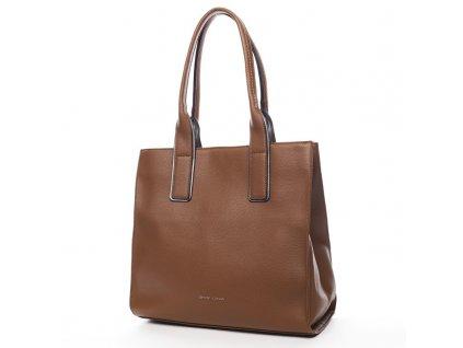 Rezavá dámská kabelka Fabien, PIERRE CARDIN