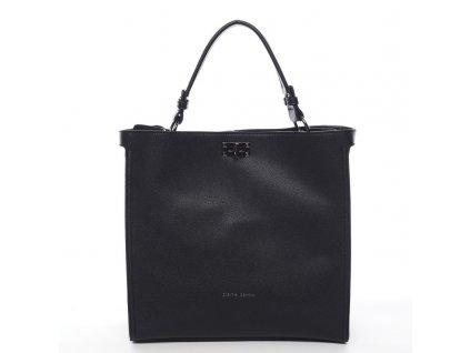 Dámská kabelka PIERRE CARDIN, Jacinthe - černá