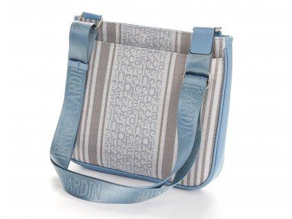 ms126 85652 borsa donna tracolla pierre cardin motivo fantasia logo e righe bicolori (8)