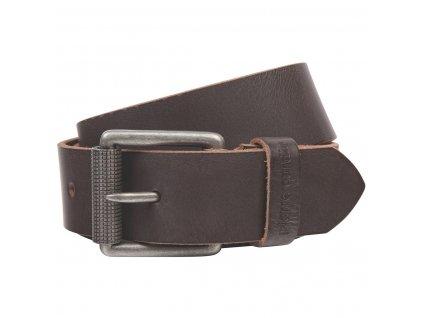 Pánský kožený pásek PIERRE CARDIN Andre - hnědý