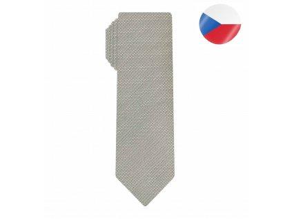 panska kravata comma slim svetle seda (6)
