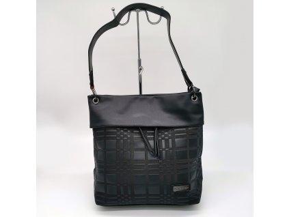 Dámská kabelka PIERRE CARDIN Andree černá (5)