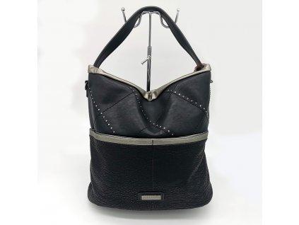 Dámská kabelka PIERRE CARDIN Odette černá (5)