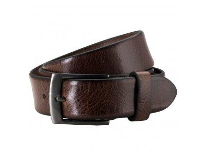 pánský kožený pásek ATHOS (1)