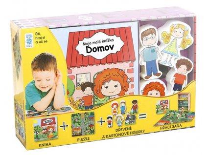 zábavný set DOMOV (1)