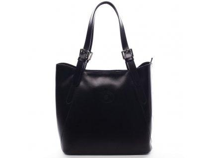 luxusní kožená kabelka Karolína (1)