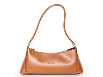 luxusní kožená kabelka Dagmar (2)