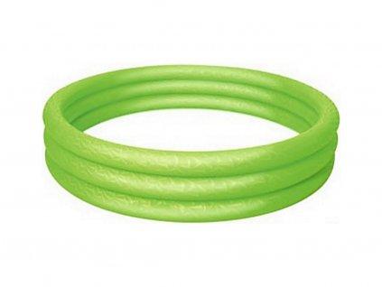 bazén zelený