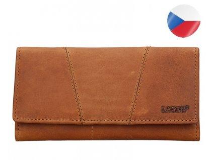 Lagen kožená peněženka Kalisto (3)