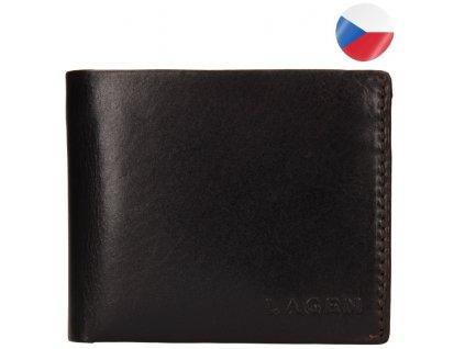 stylová pánská kožená peněženka David (2)