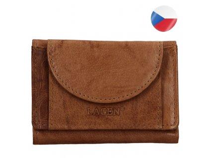 malá elegantní peněženka české značky LAGEN Lee (2)
