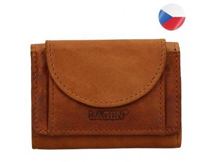 elegantní malá peněženka české značky LAGEN Alex (2)