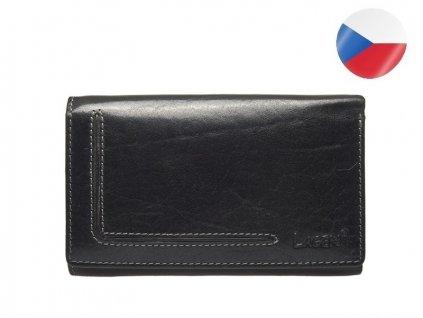 MOIRA kožená dámská peněženka jedinečná (2)
