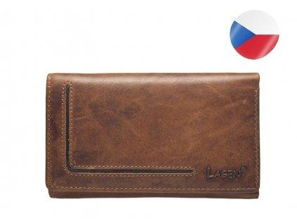 MOIRA kožená dámská peněženka jedinečná (7)