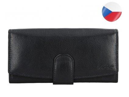 Alice černá kožená peněženka pro ženy (1)