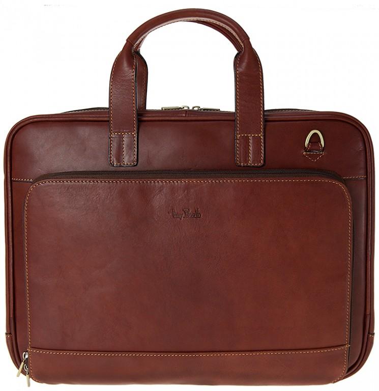 9f5de062804 hnědá kožená taška na 13