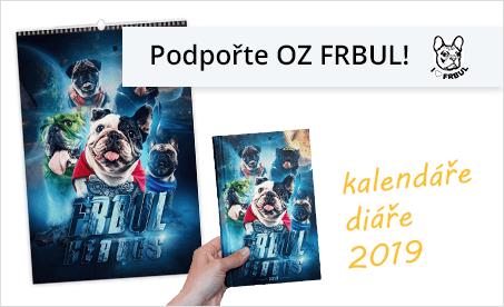 Charitativní kalendáře 2019 Fbul