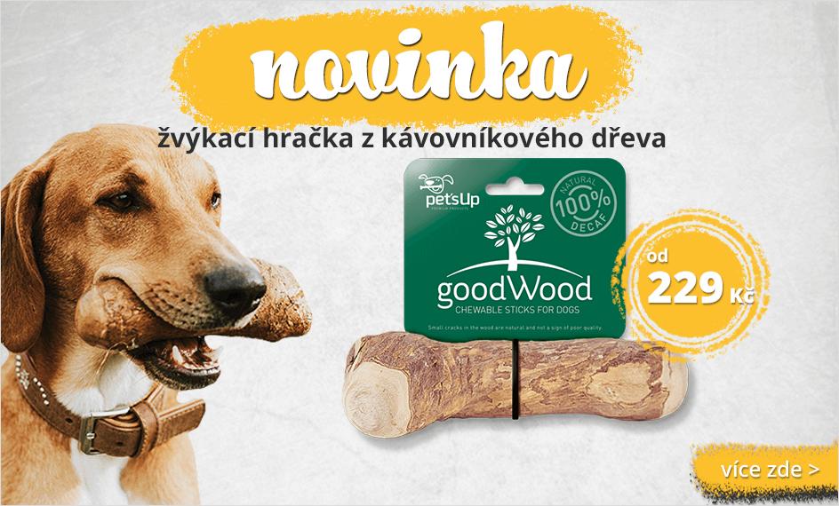 Good-wood žvýkací hračka pro psy