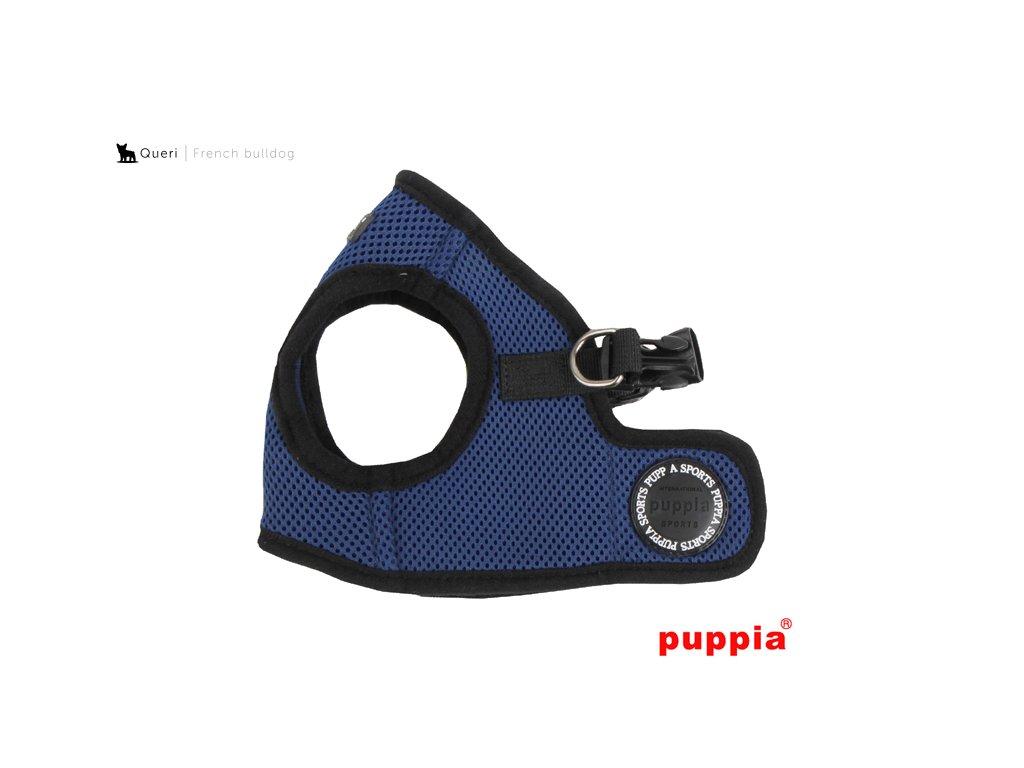 modrá Puppia