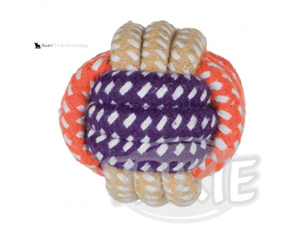 trixie provázkový míček 6 cm