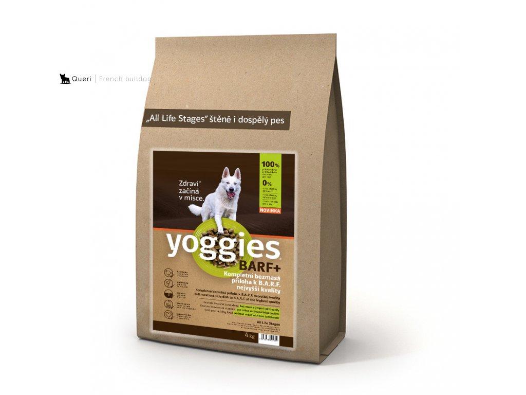 yoggies barf